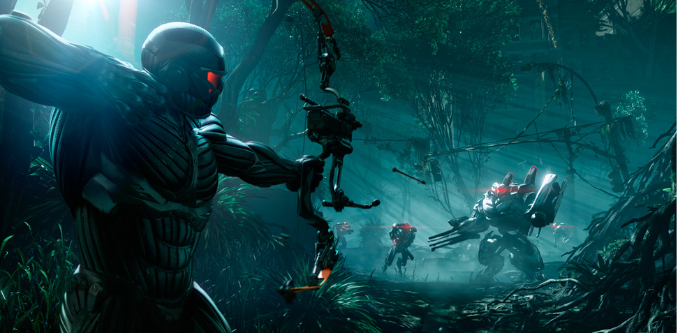Graphics make up 60 percent of a game, says Crytek CEO