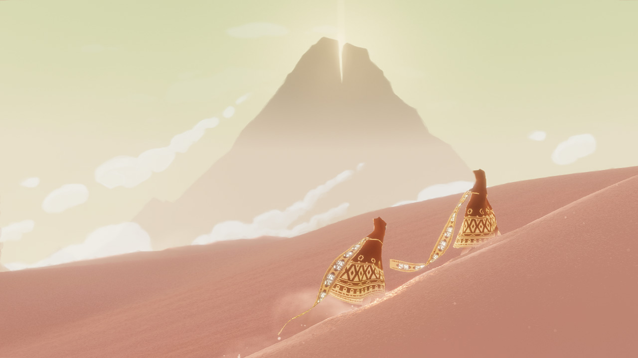 Opinion: Journey succeeds because it affirms our existence