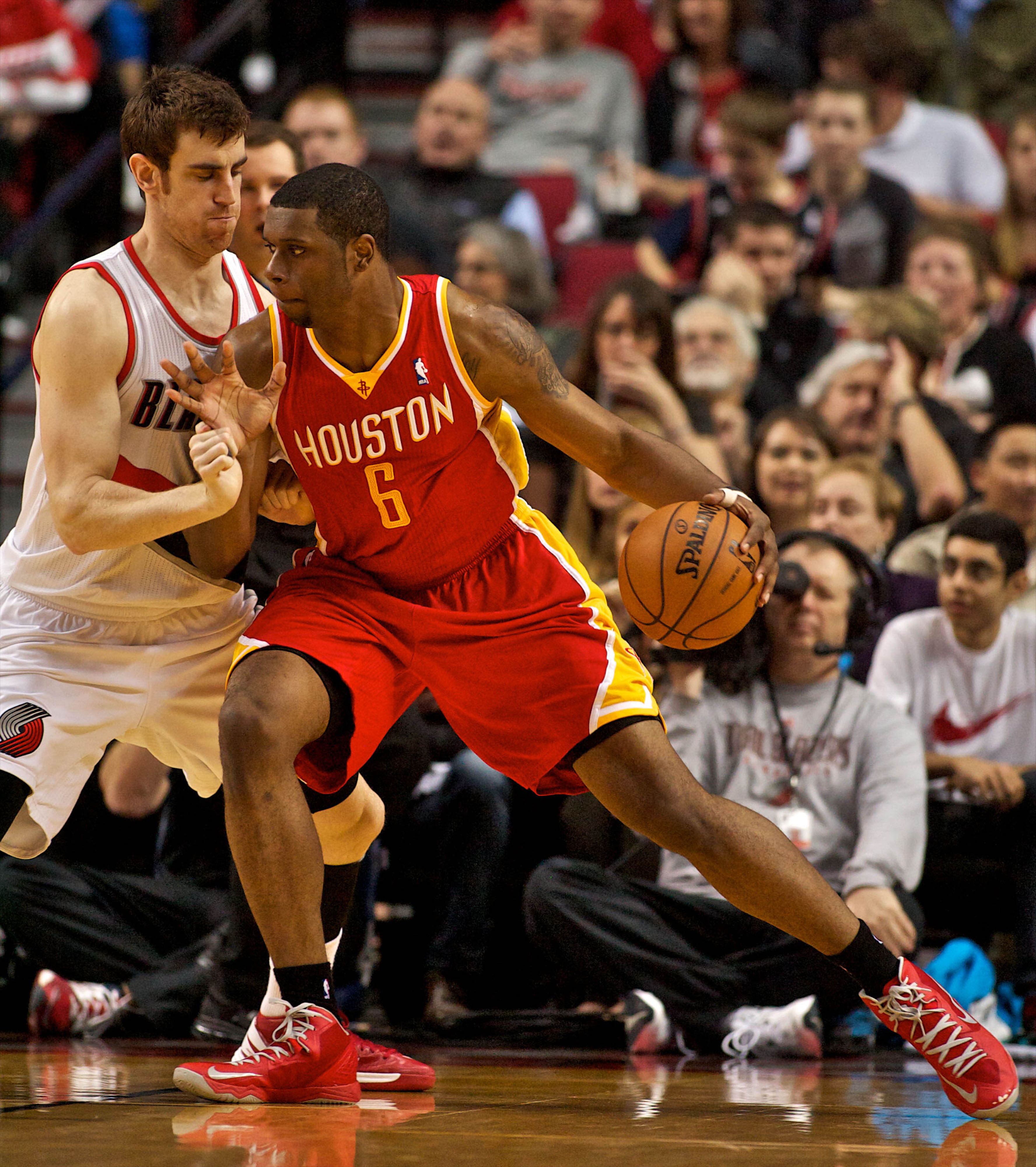 Houston Rockets Dream Shake: Houston Rockets Playoff Scouting Reports