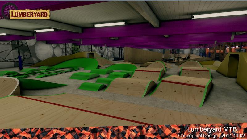 Unreal Engine 3 used to create $3.2M mountain bike park