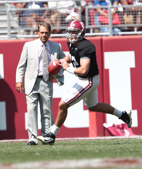 2013 college football spring games TV schedule, from Alabama to Wisconsin