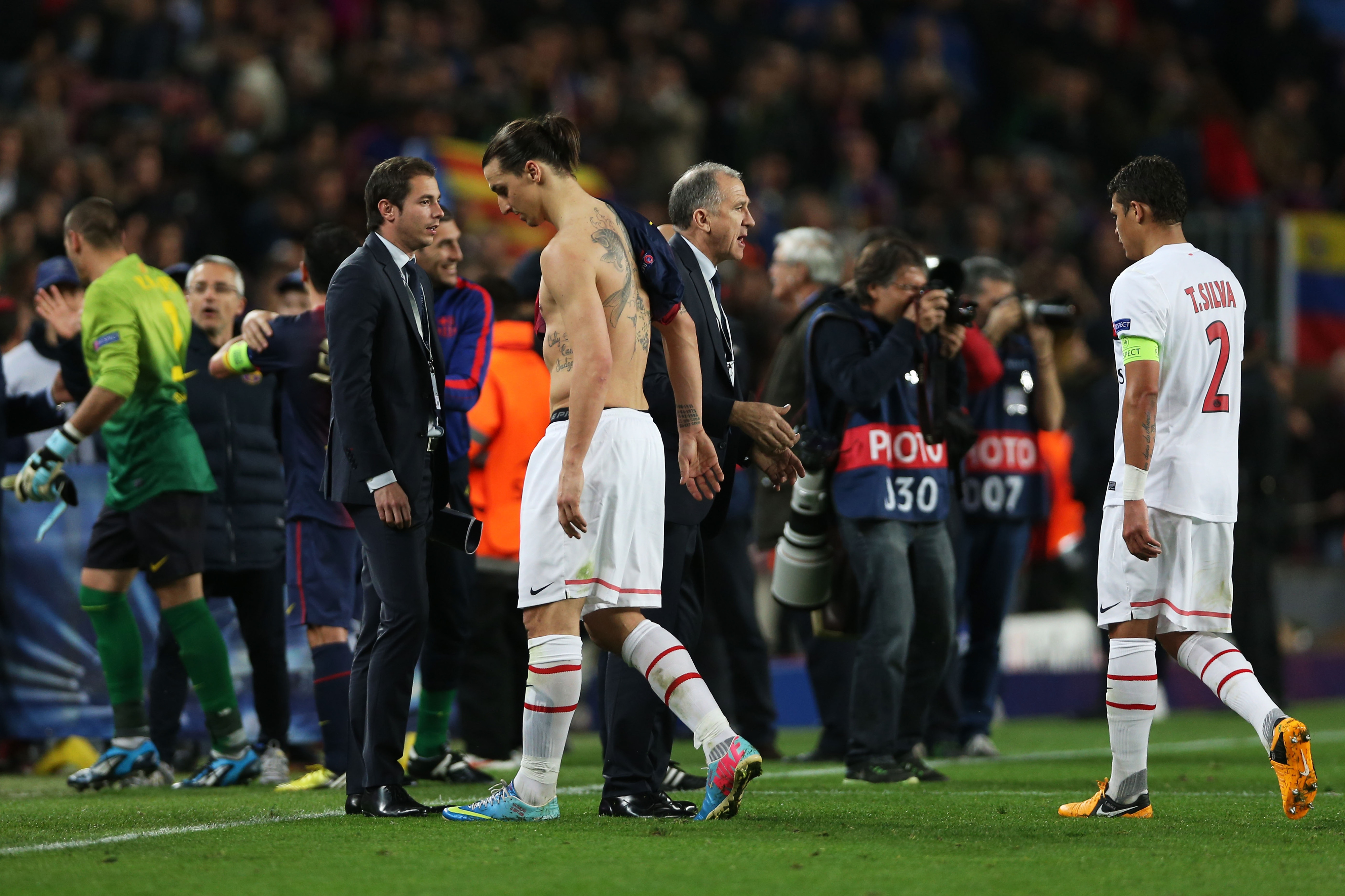 Five reasons to love Zlatan Ibrahmovic