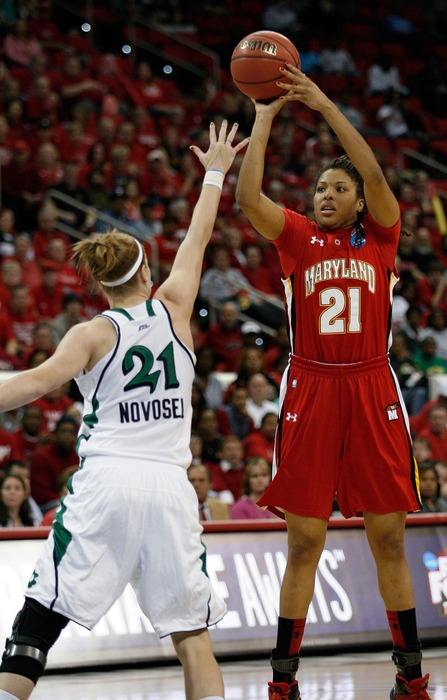 Tianna Hawkins hopes to bring her versatility to the WNBA.