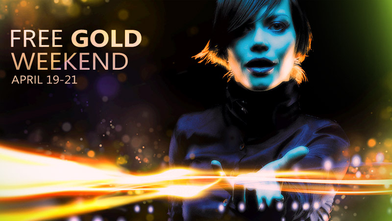 Xbox Live Gold free weekend hits US, Canada, Latin America and Japan on Apr. 19