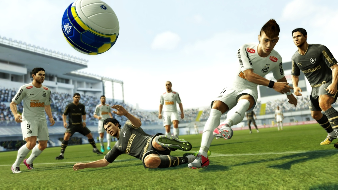 Report: Konami deal with Asian Football Confederation may bring licensed teams to Pro Evolution Soccer