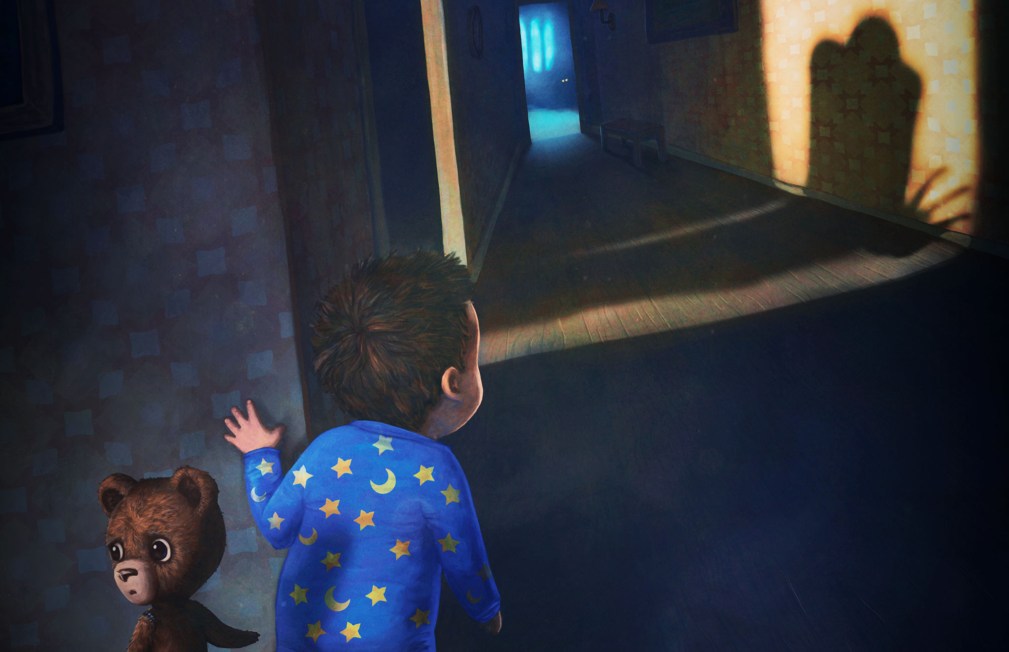 The long, dark night of Among the Sleep: a horror game as seen through the eyes of a child