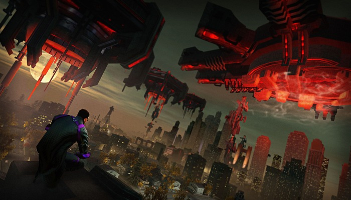 Ex-THQ president never suggested to change Saints Row 4's tone