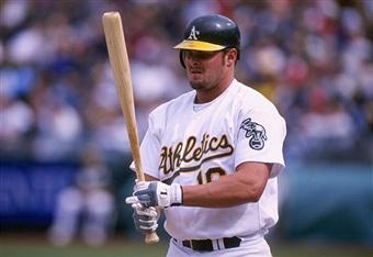 Jason Giambi, 1998