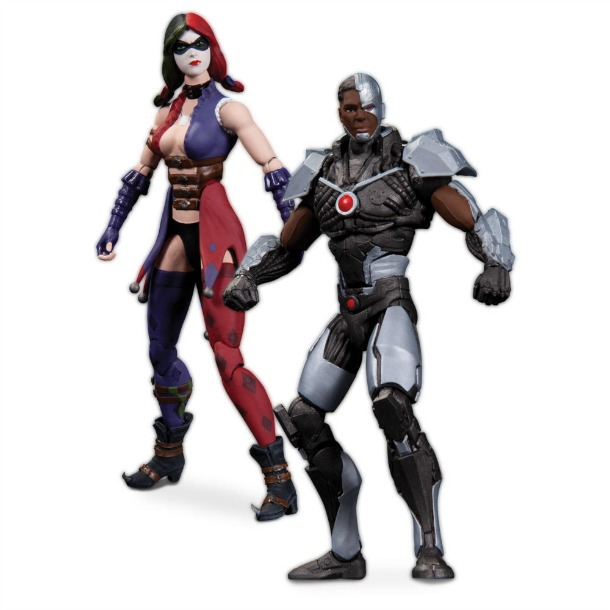 Injustice: Gods Among Us action figures available for pre-order now