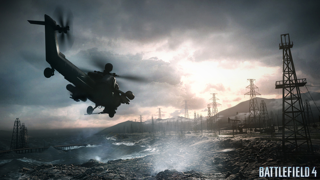 Battlefield 4 poster lists launch date, features and upcoming DLC