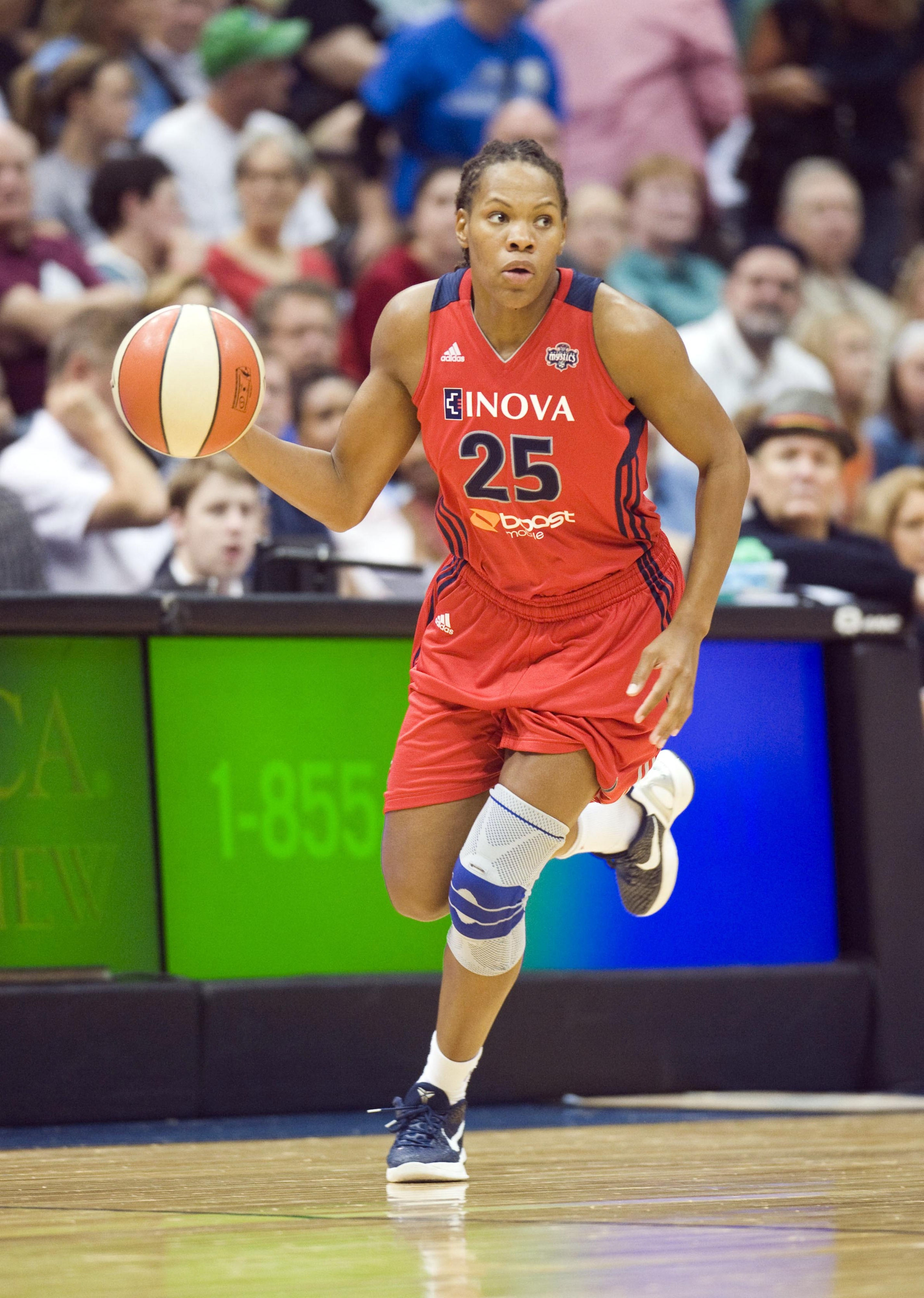 One Mystics fan besides me believes that Monique Currie should be available for a deal if it presents itself this season.