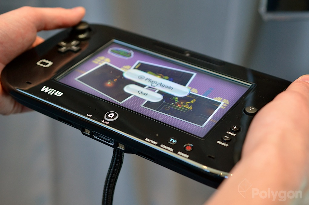 Nintendo plans to use Wii U GamePad's NFC to make small payments easy