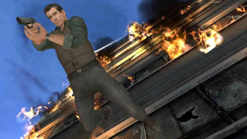 Violent games and movies 'have a strong, twisted effect,' says Pierce Brosnan
