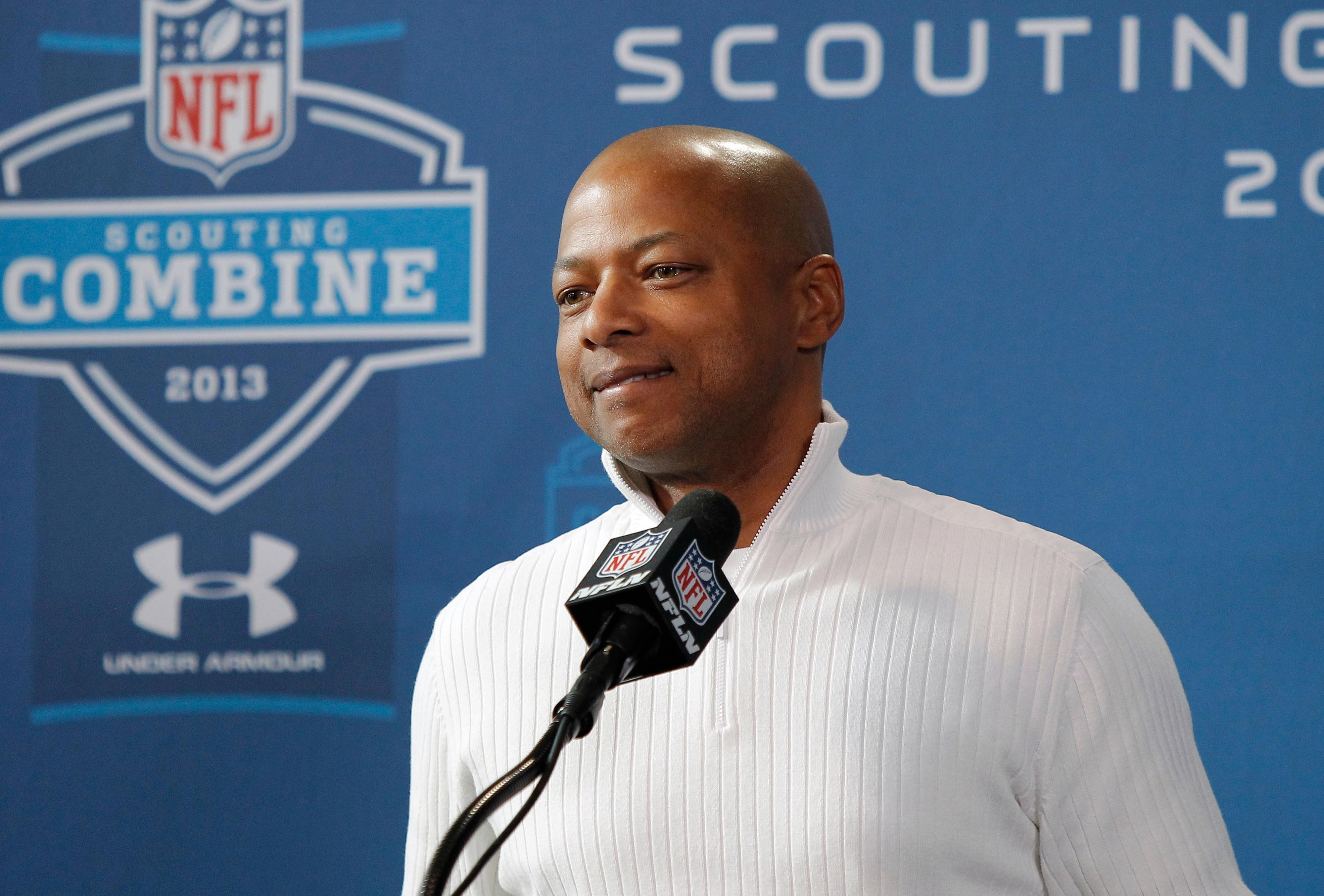 Jerry  Reese gets one more shot at adding players to the Giants today