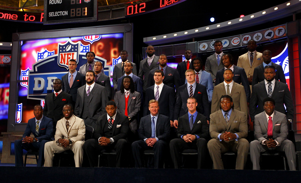 2013 NFL Draft picks by conference, recruit rating, state