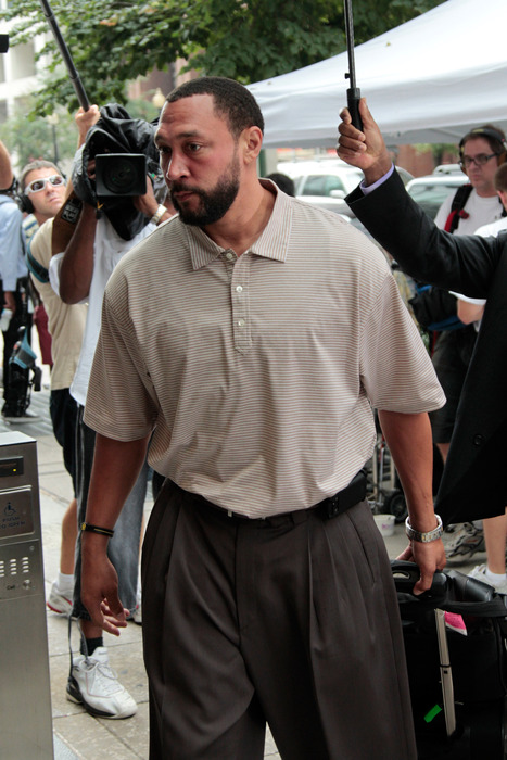 Let us picture Charlie Batch walking around campus holding up his class schedule, asking around where his building is.