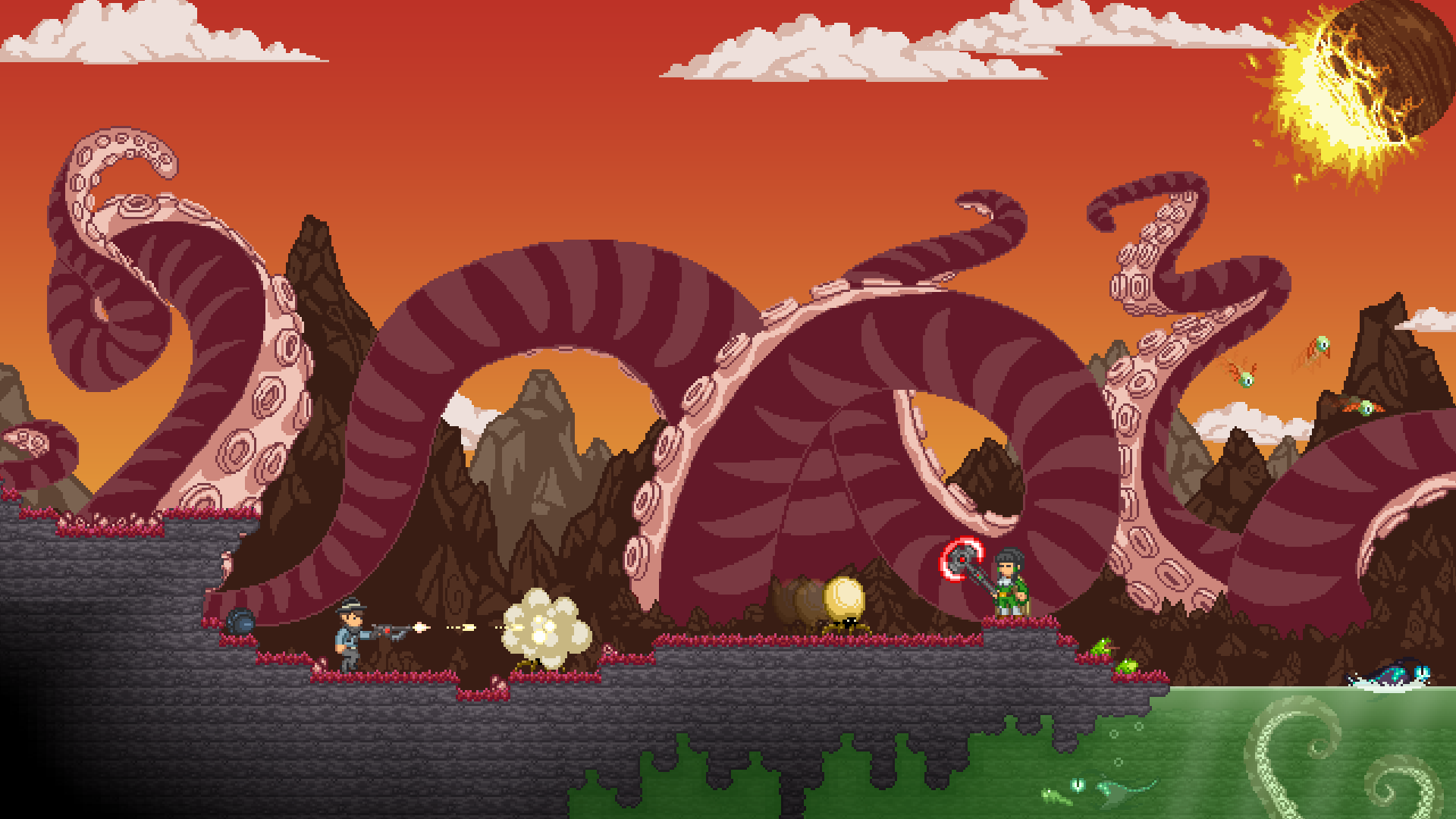 Starbound pre-orders surpass $1 million in less than a month