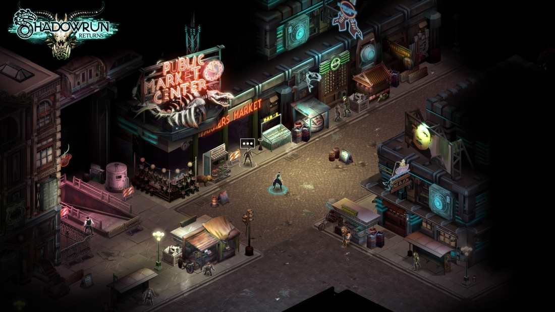 Shadowrun Returns available for pre-order on Steam