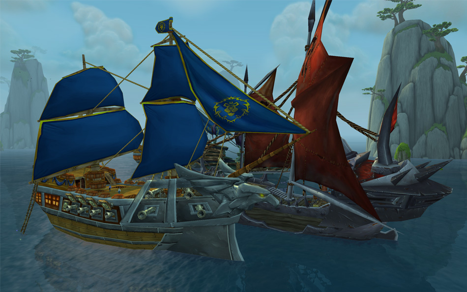 World of Warcraft patch 5.3 adds new Scenarios, Heroic mode