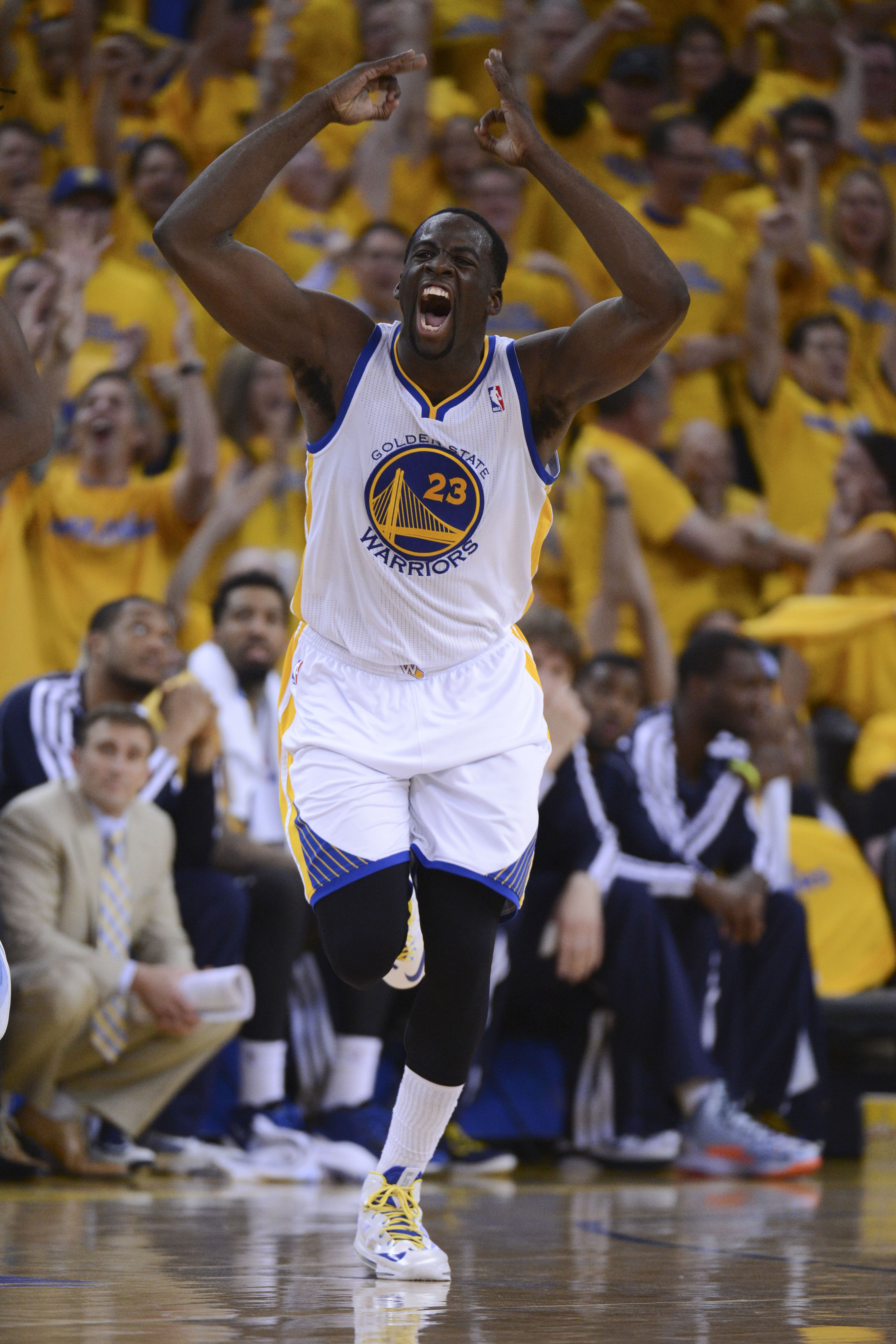 Draymond's breakout game was crucial to victory!