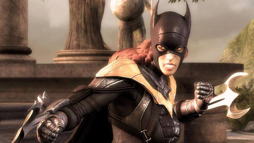 Batgirl confirmed for Injustice: Gods Among Us