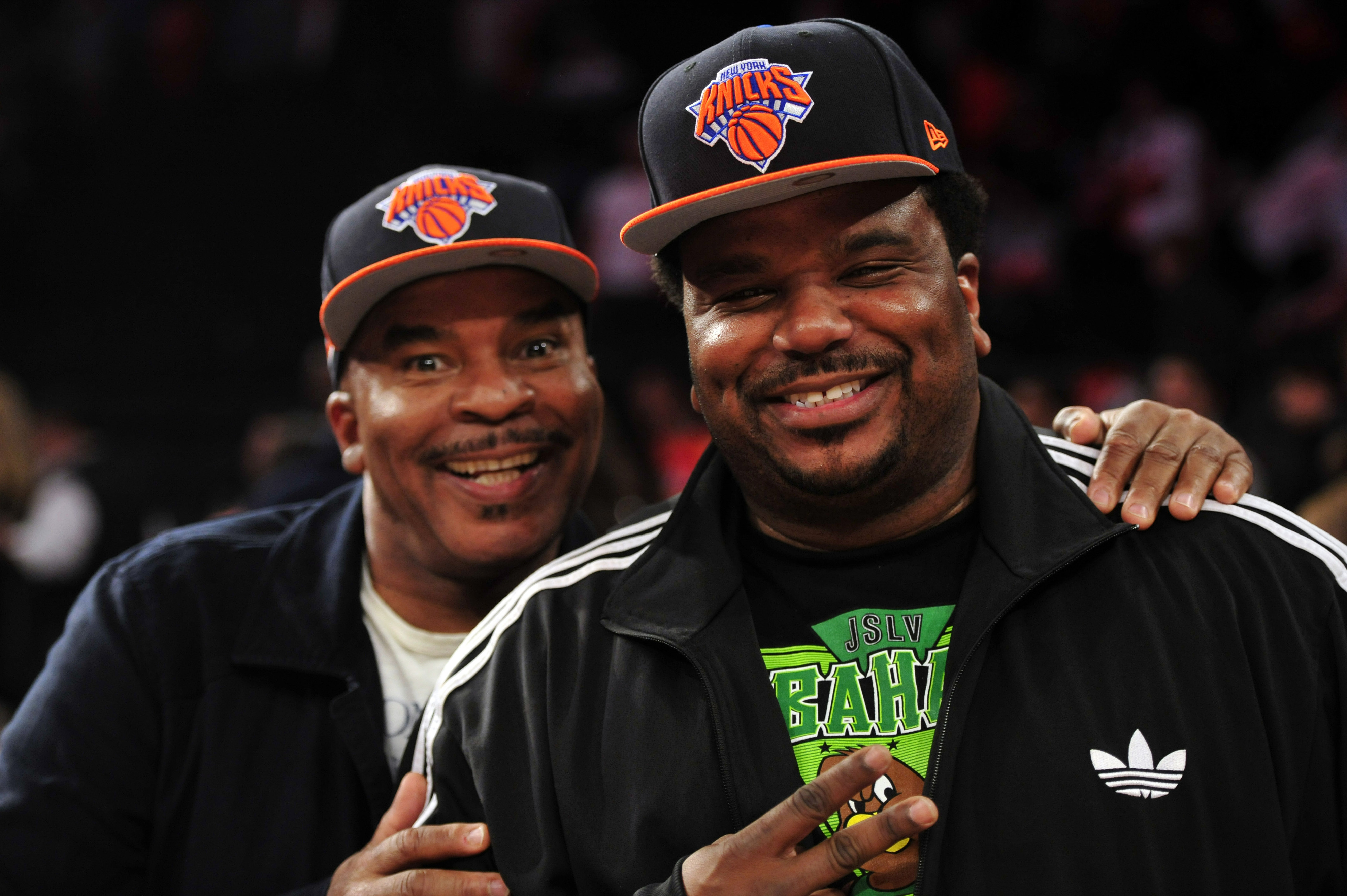 Ironic: last time the Knicks were good was also the last time David Alan Grier was relevant