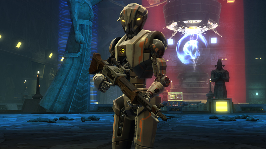 Star Wars: The Old Republic monthly average revenue 'more than doubled' since going free-to-play