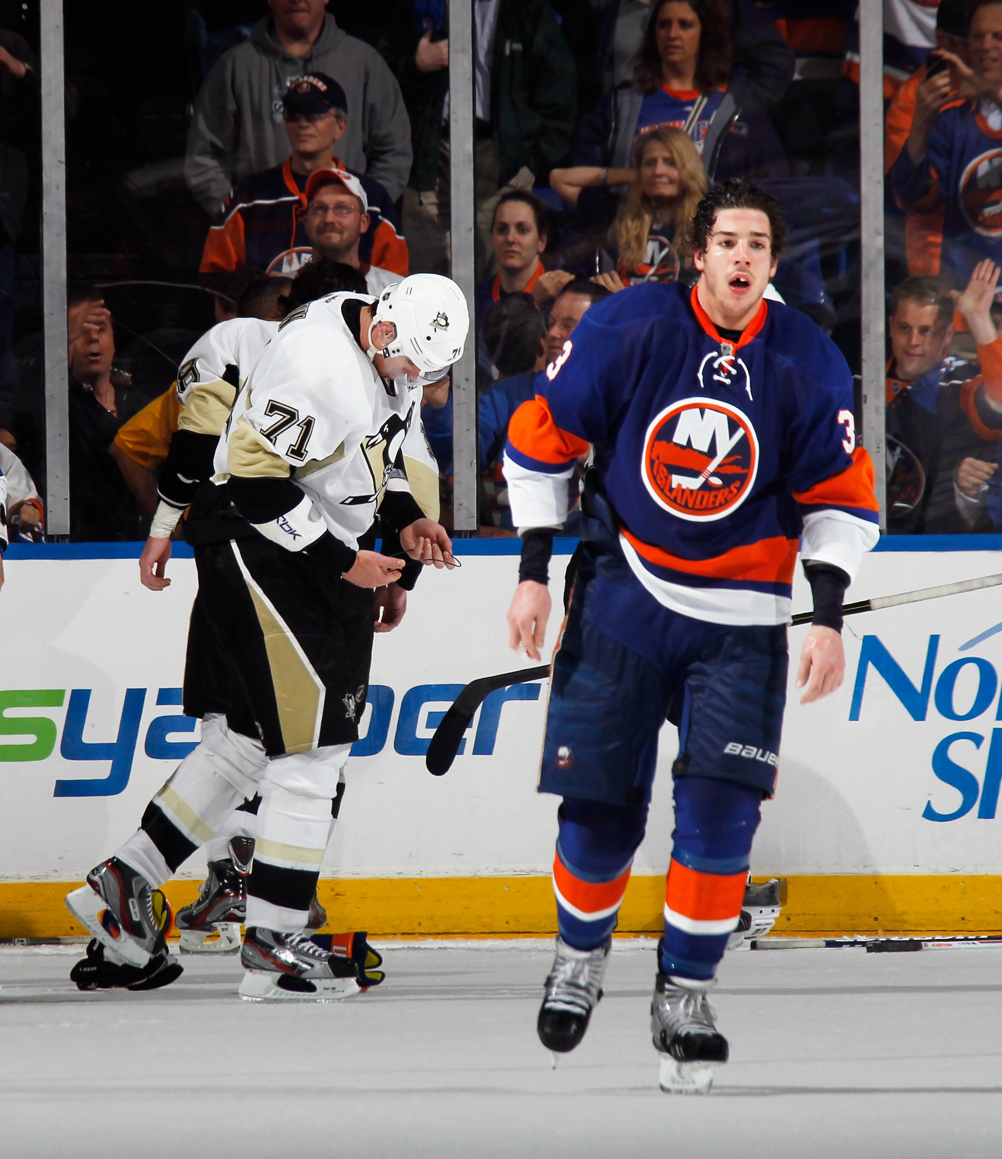 Next time have Malkin fight the linesman for you.
