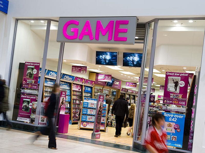 GAME expects to record a £20M profit and open 18 new stores year ending July 31, 2013