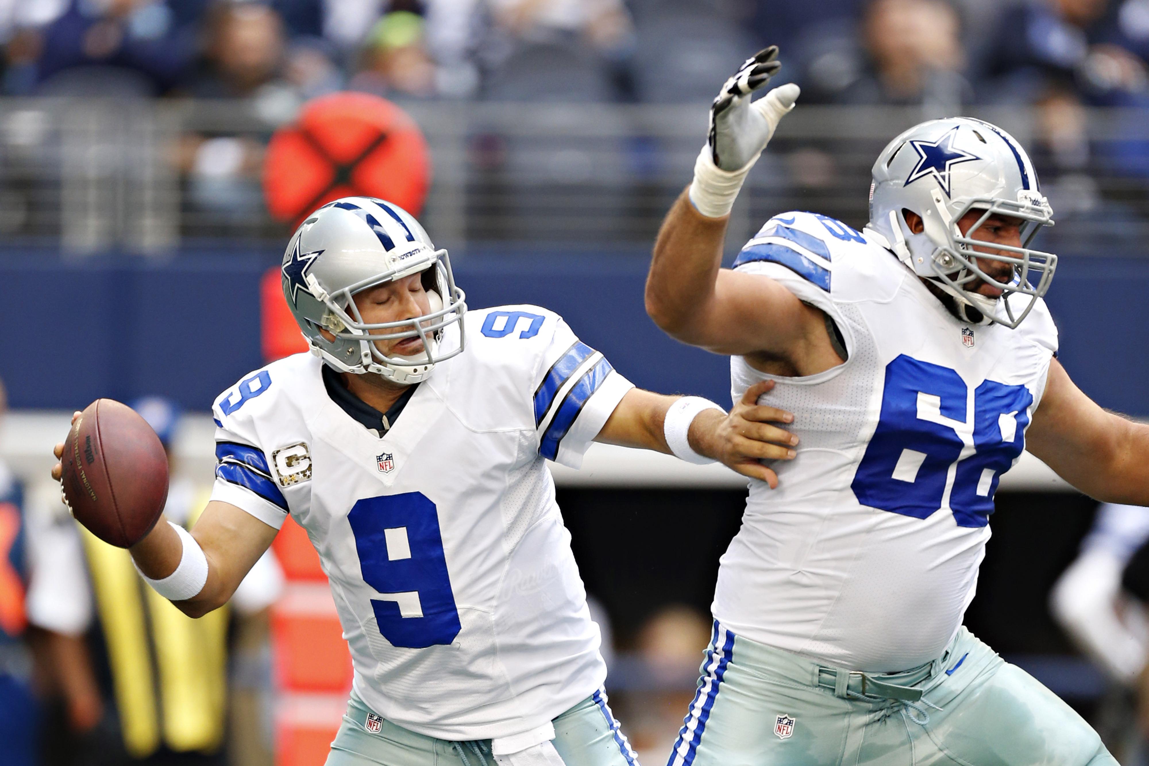 Cowboys want Doug Free to take big pay cut