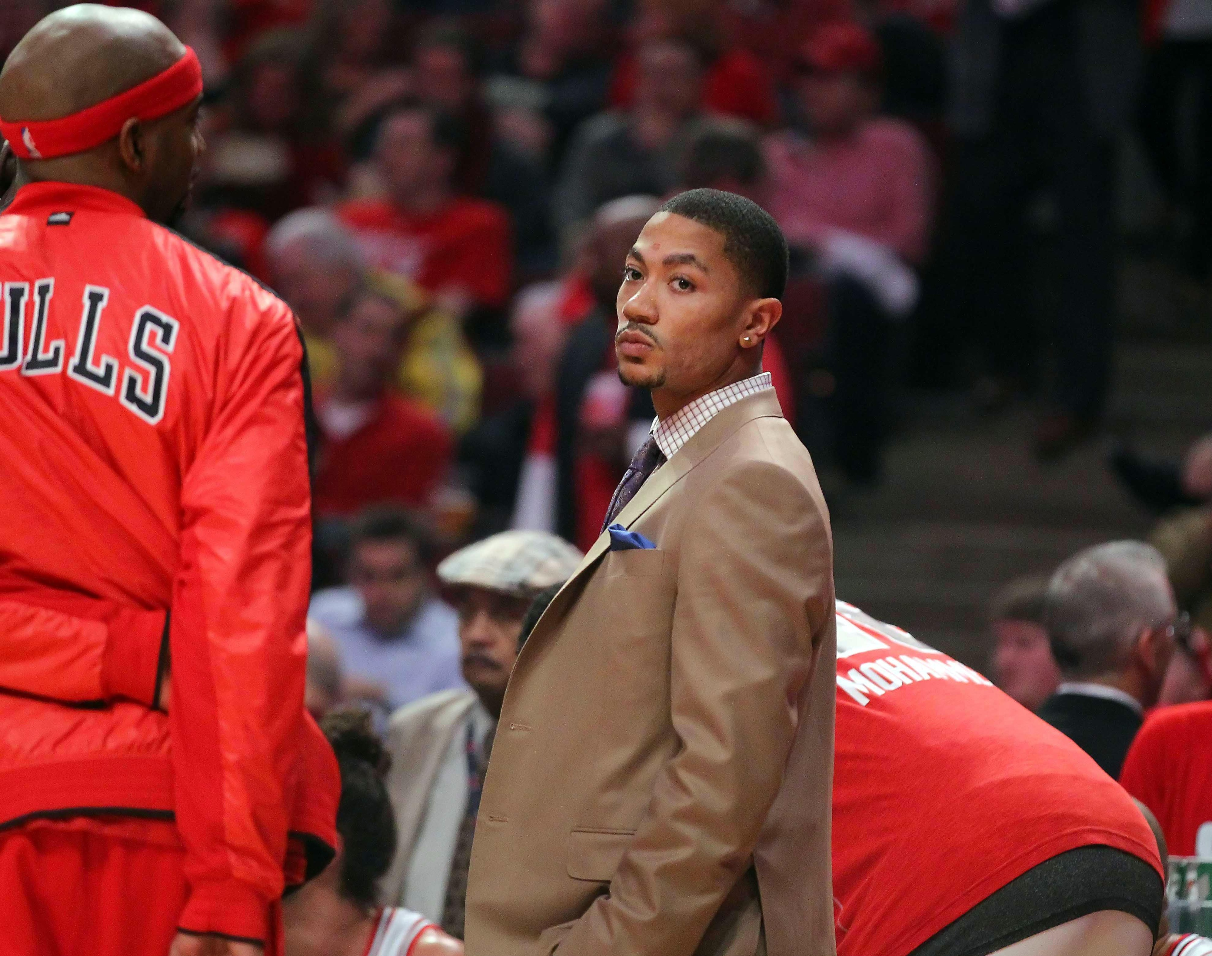 Derrick Rose and the Bulls' history of letting players break themselves