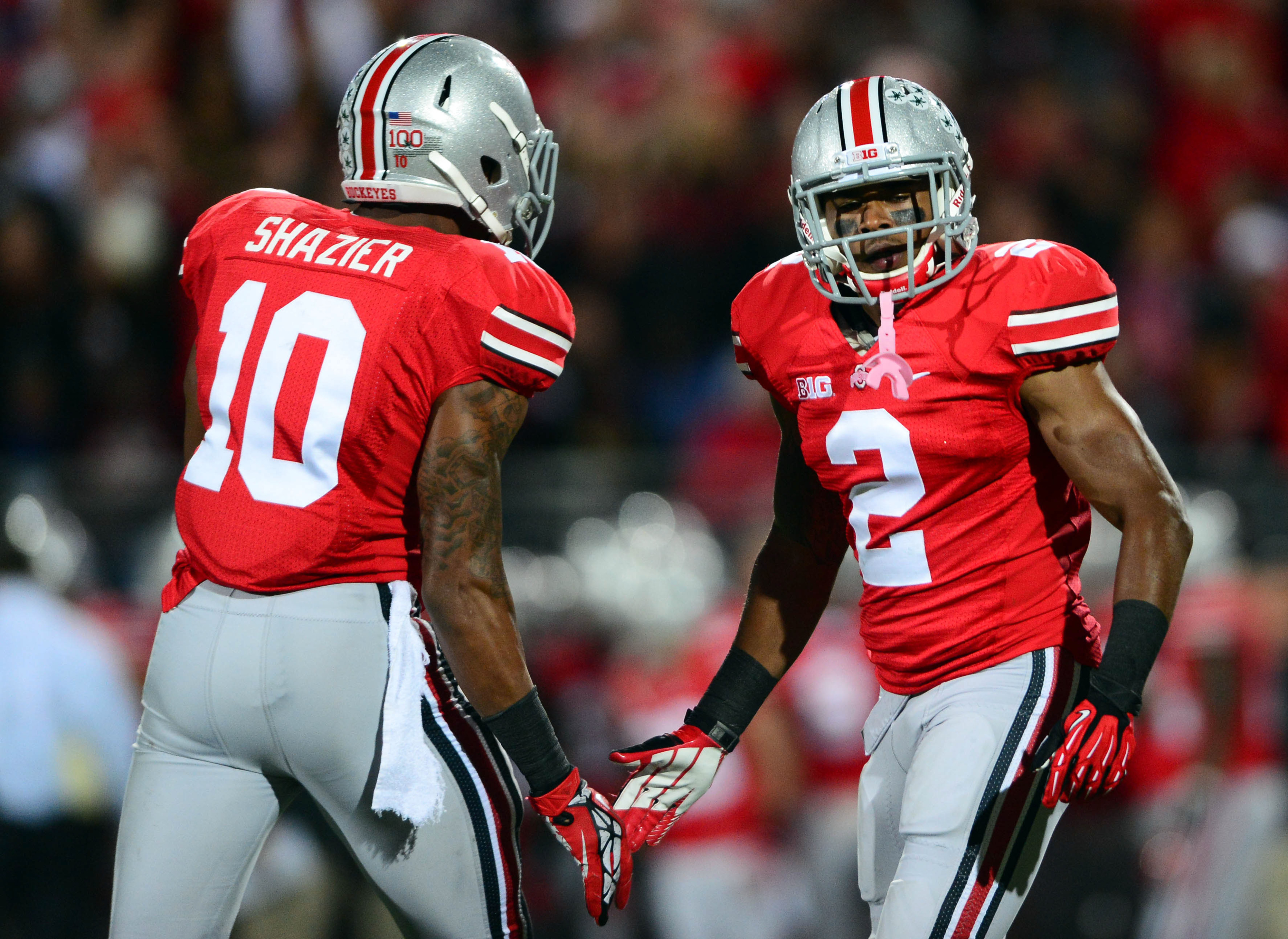 Ohio State players want to be 'the team that ends' SEC streak