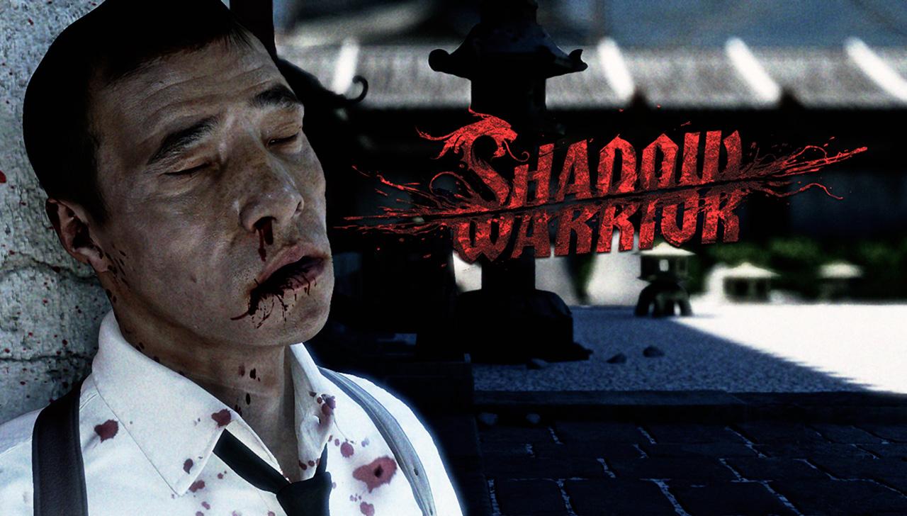 'Total reimagining' of Shadow Warrior coming from Hard Reset dev Flying Wild Hog