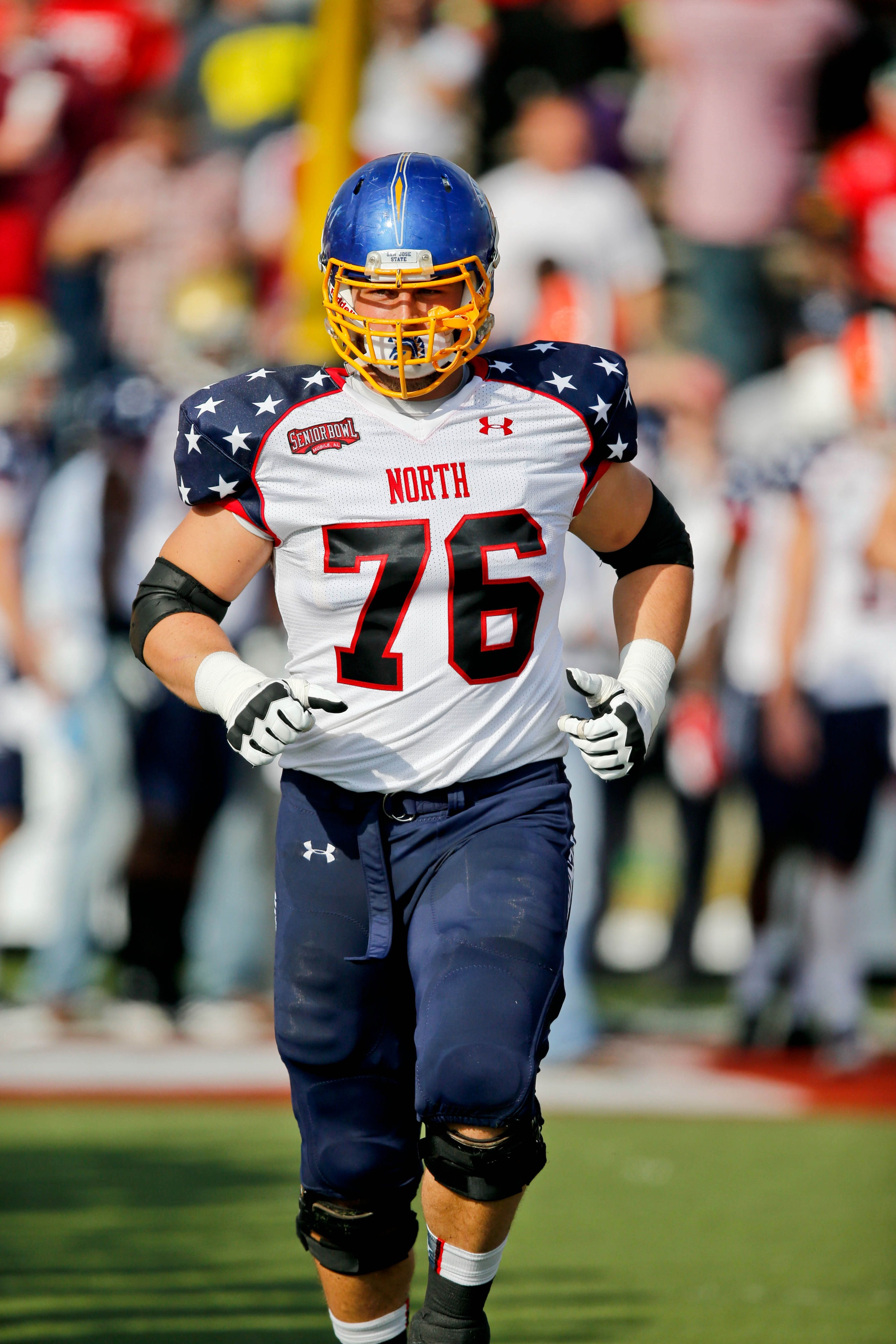 Quessenberry Shined At The Senior Bowl.