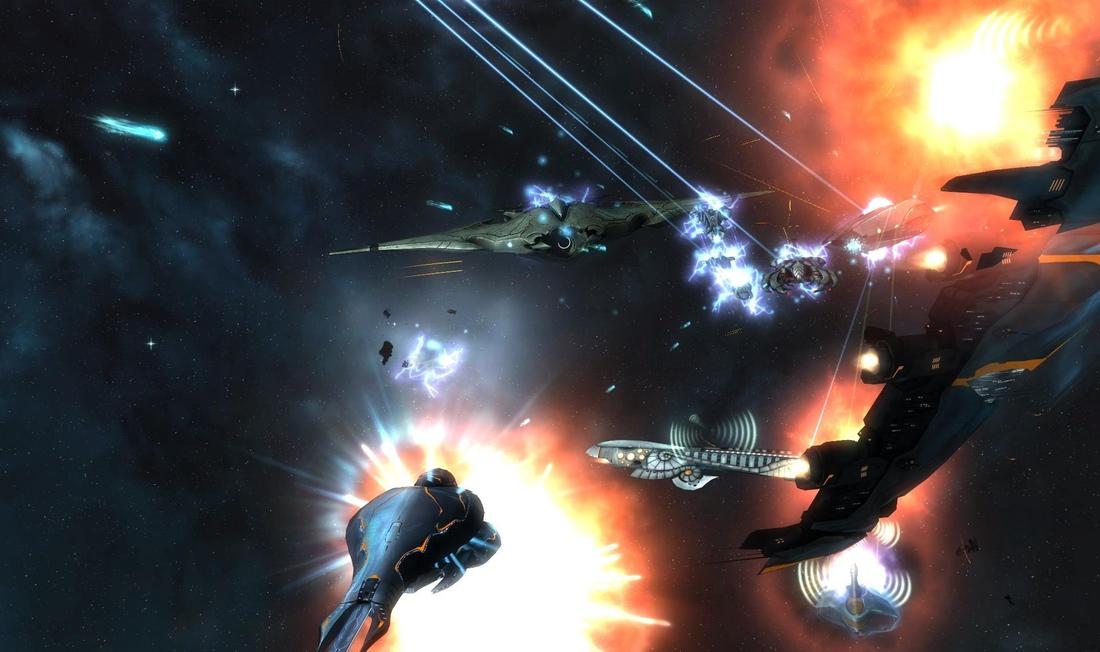 Sins of a Solar Empire: Forbidden Worlds DLC coming June 5