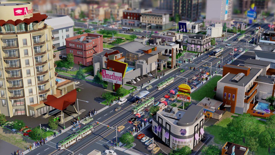SimCity update 3.0 tweaks traffic, fixes bugs and adds more hotels