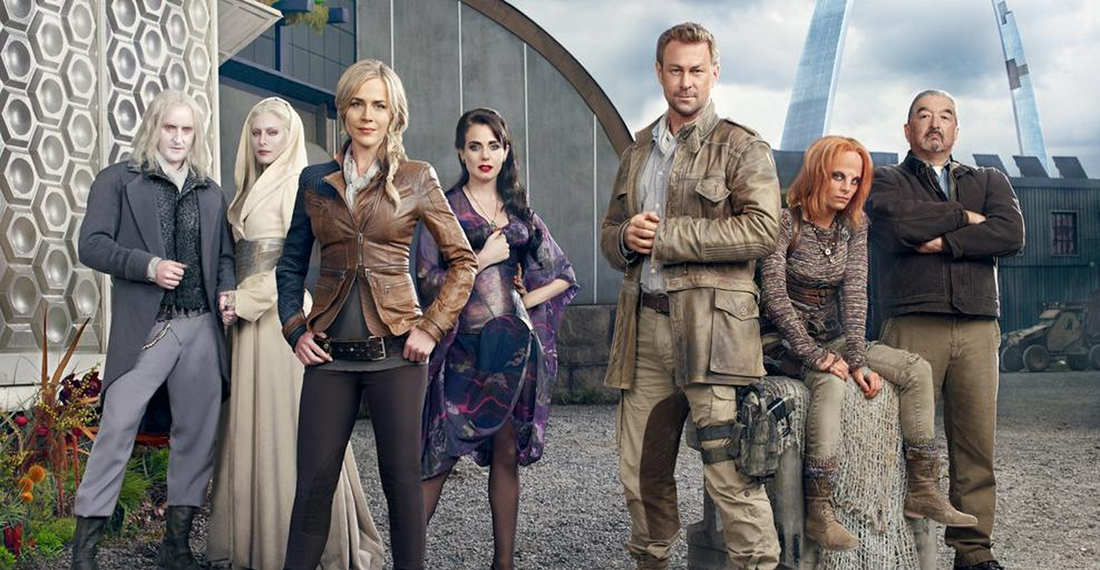 Syfy renews MMO crossover show Defiance for second season