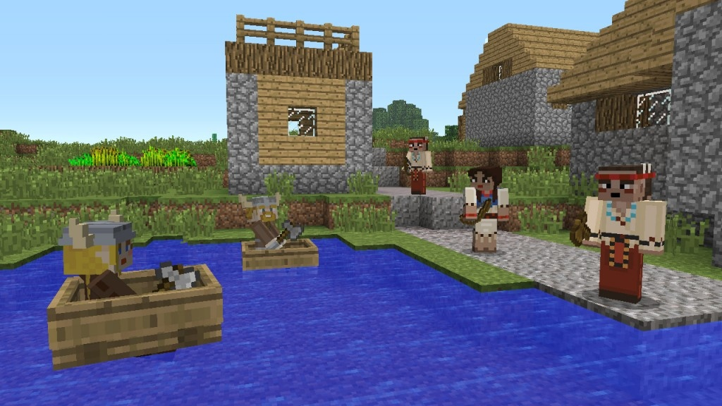 Minecraft: Xbox 360 Edition update 11 fixes minor issues, adds messages