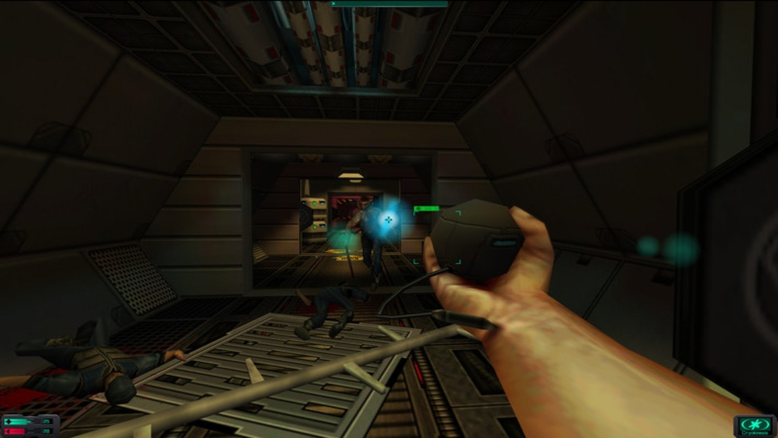 System Shock 2 hits Steam today, discounted for a limited time