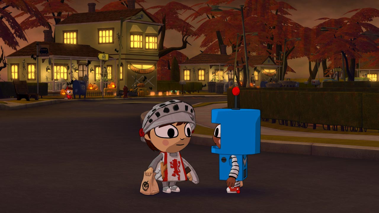 Double Fine seeking Stacking, Costume Quest rights for 'emotional attachment,' says Tim Schafer