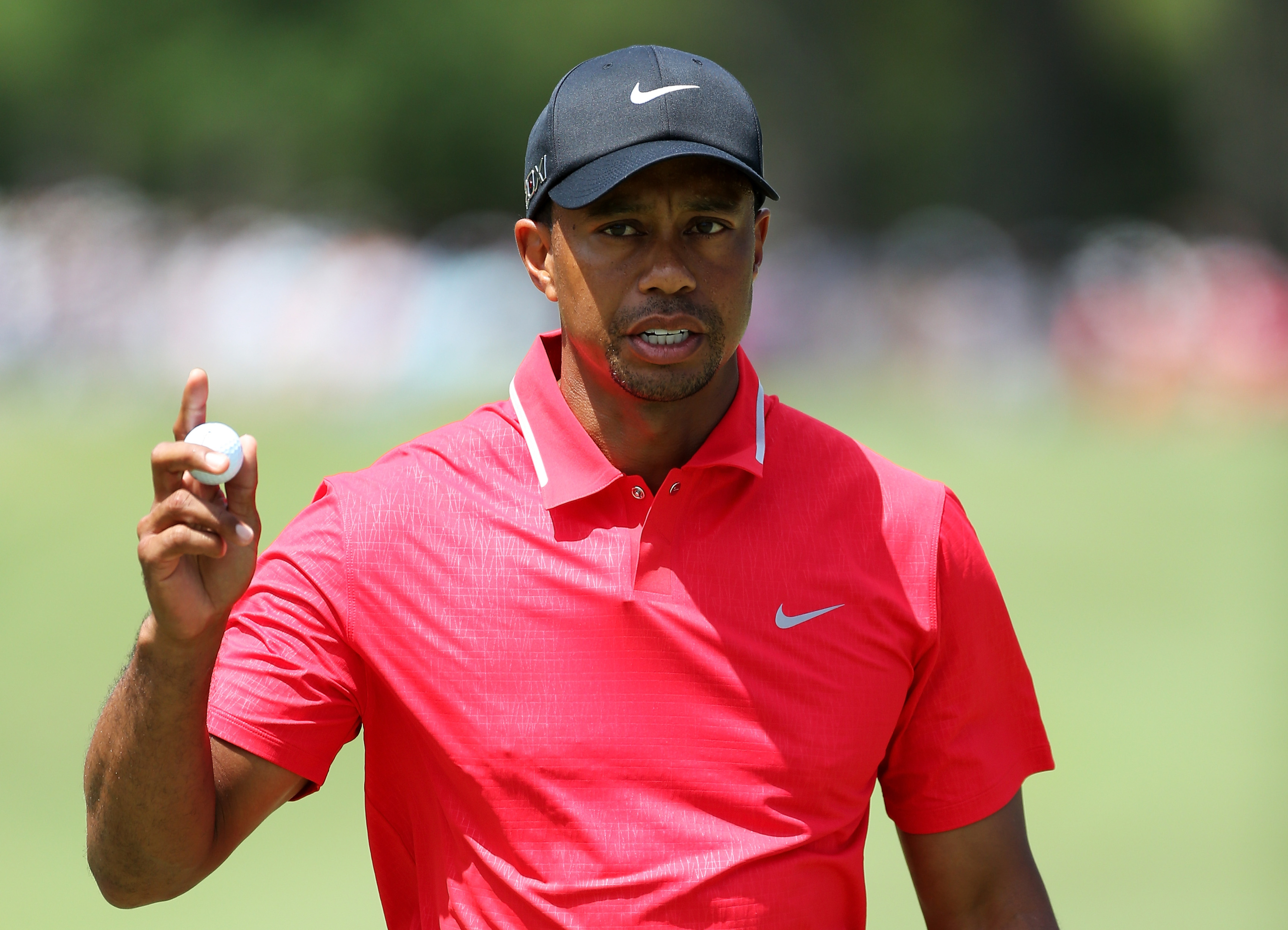 Players Championship 2013 results: Tiger Woods wins after eventful final holes
