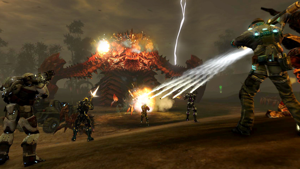 Defiance 1.020 patch live, introduces TV tie-in events