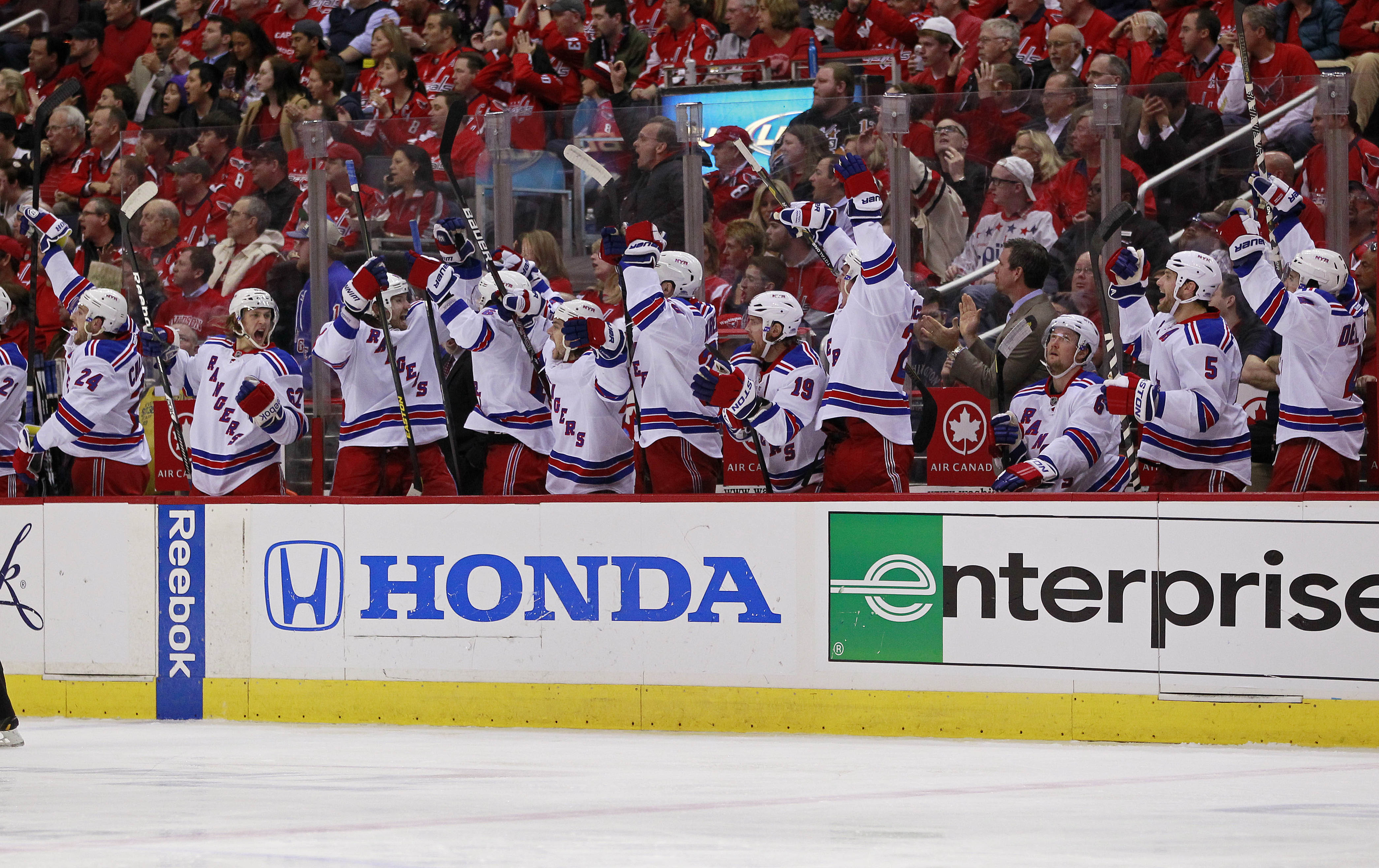 Rangers vs. Capitals Game 7 recap: Capitals go quietly into the night
