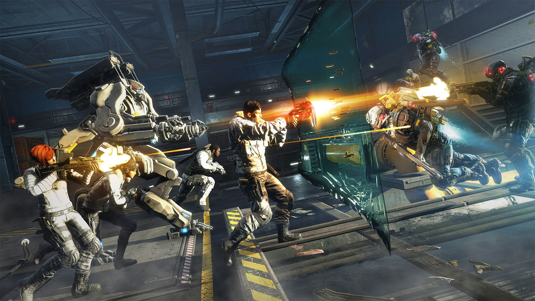 Fuse for Wii U not ruled out, says Insomniac CEO