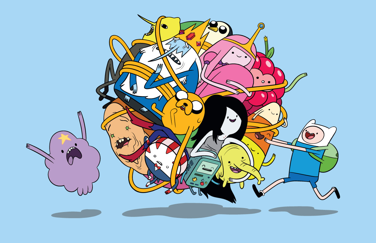 'Adventure Time,' 'Regular Show,' 'Ben 10: Omniverse' games coming from D3Publisher this fall