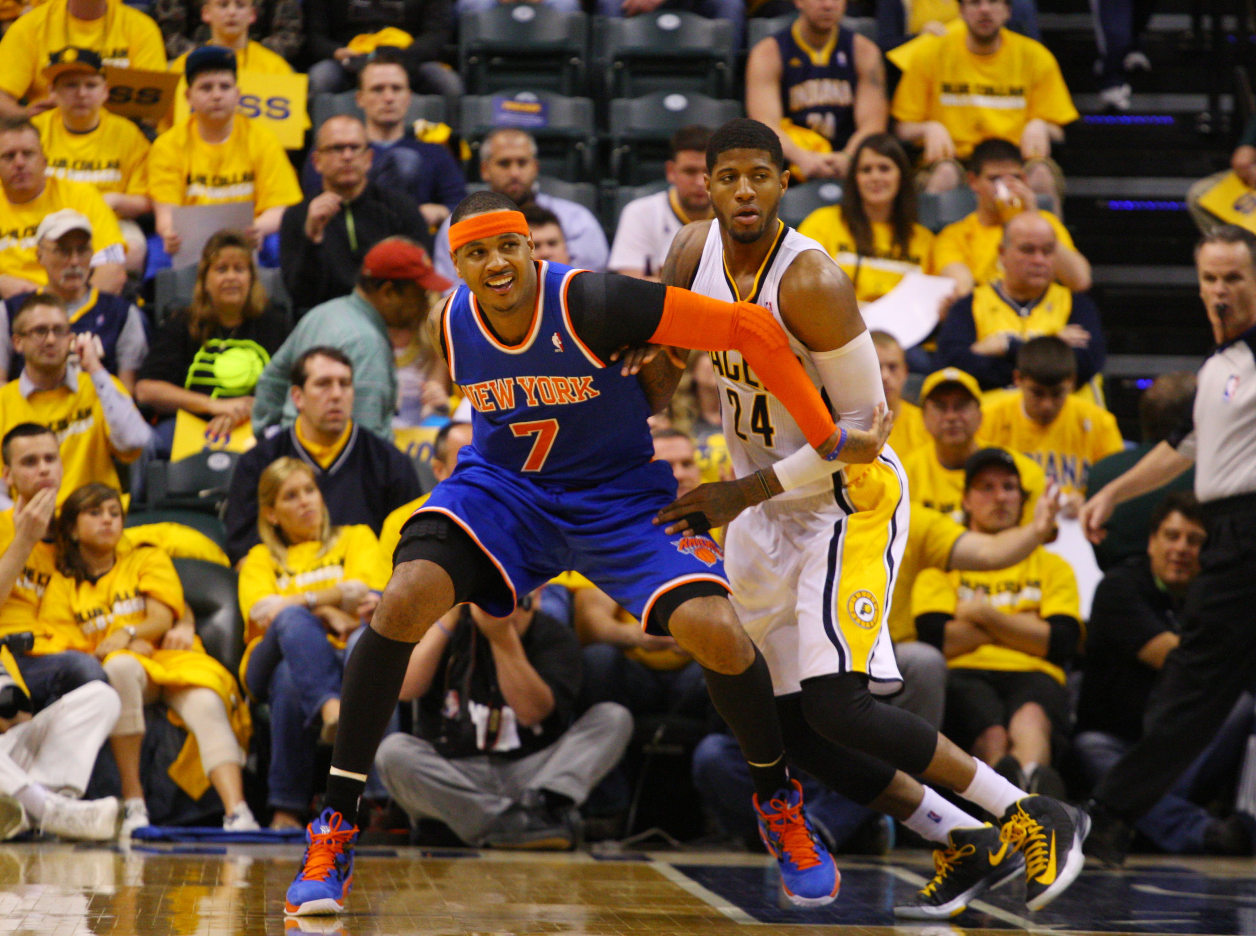 Knicks vs. Pacers Game 4, NBA Playoffs 2013: 93-82 victory gives Indiana 3-1 series lead