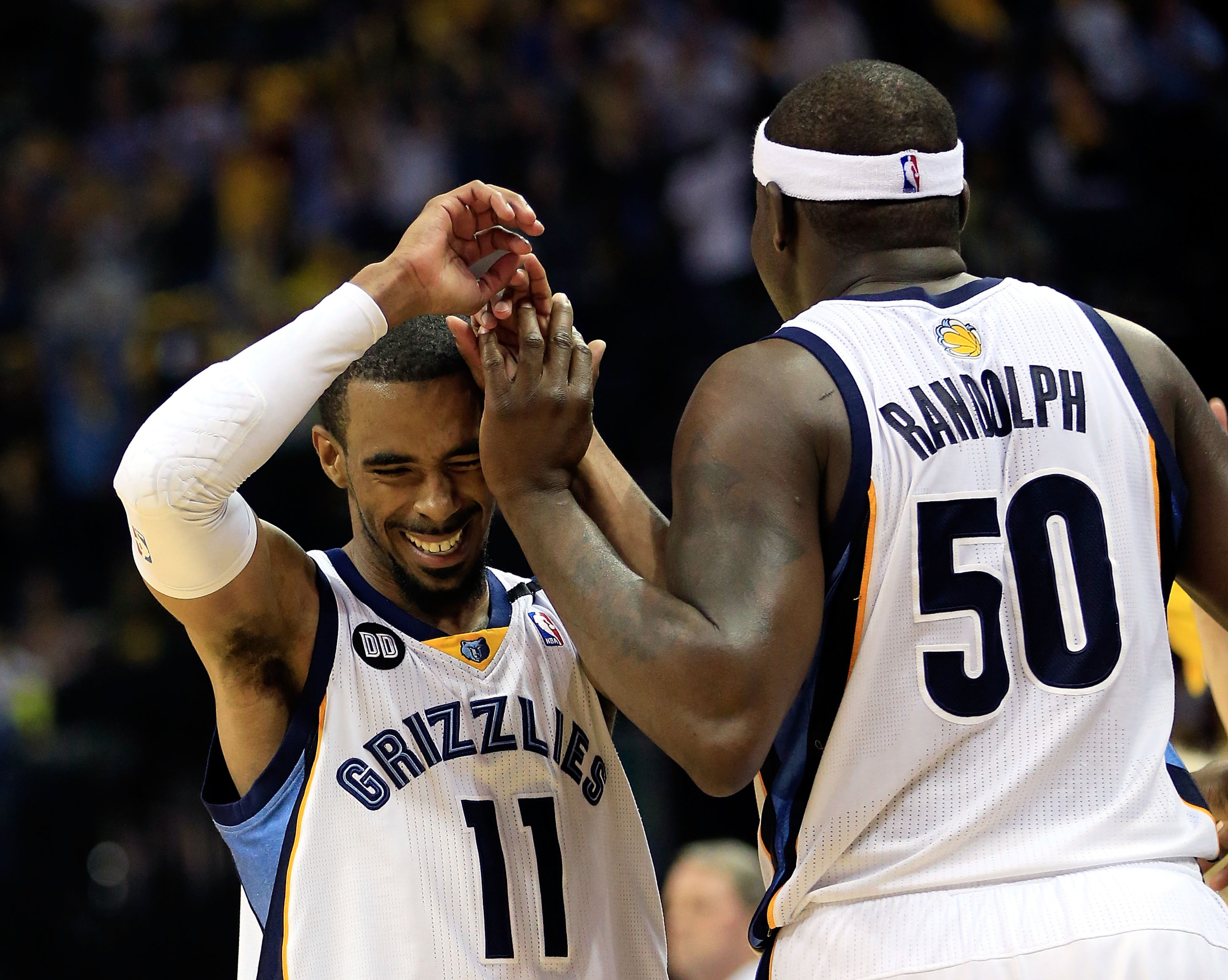 Grizzlies vs. Thunder Game 5, NBA Playoffs 2013: Zach Randolph, Grizzlies advance with 88-84 win