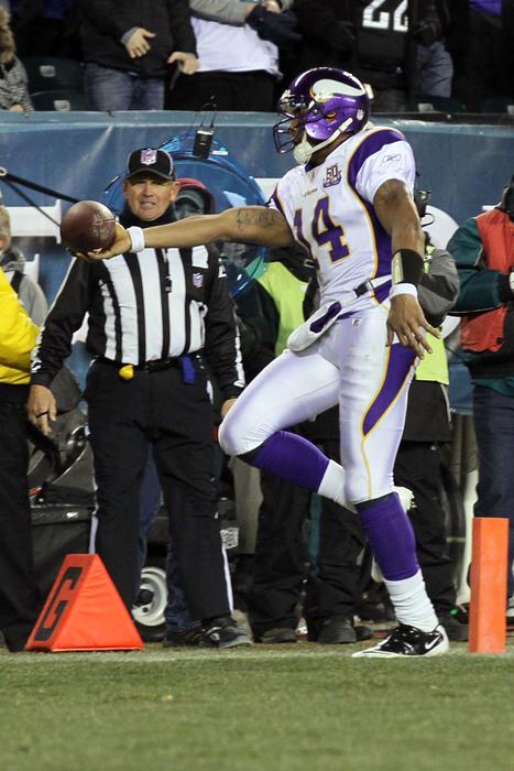 Will Joe Webb make it as a receiver?