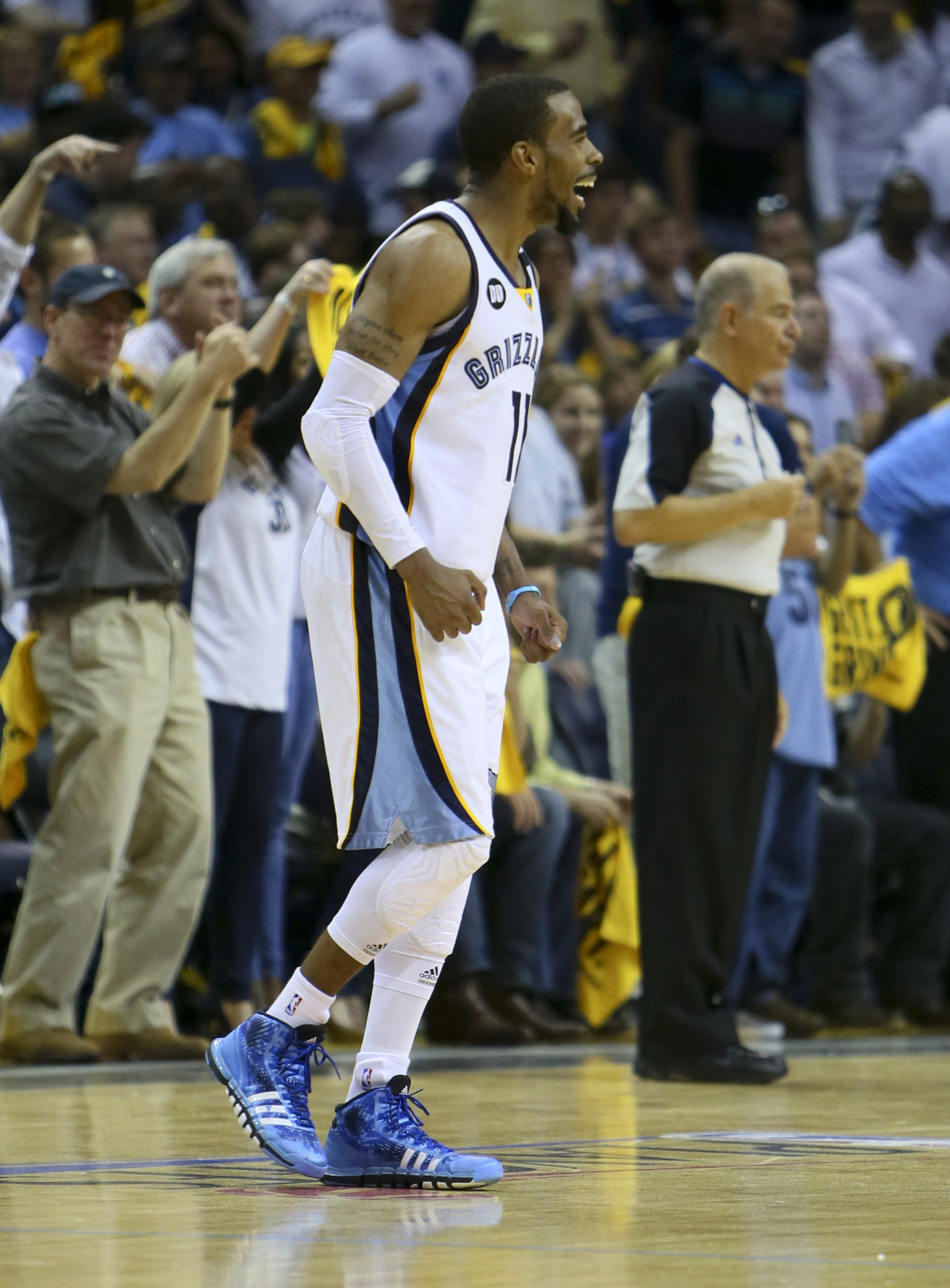 NBA Playoff scores: Heat, Grizzlies advance with wins