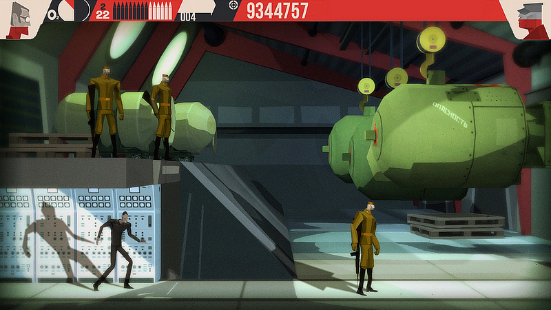 CounterSpy merges mythologies of the Cold War with espionage platforming